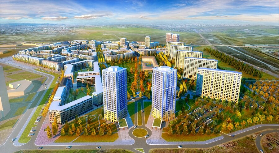 Реалии и ожидания рынка коммерческой недвижимости Красноярска