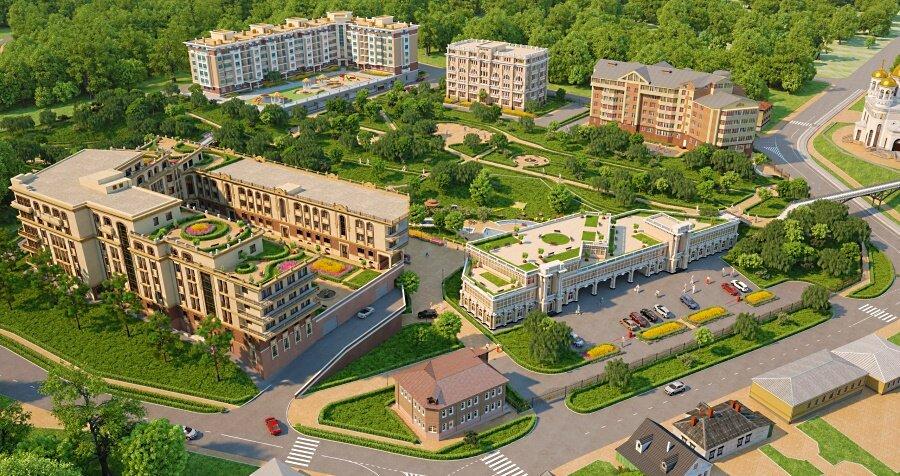 Купить 3-комнатную квартиру, 85 м2, Одинцово, м. Славянский бульвар, Северная ул., 57